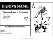 Band Flyer